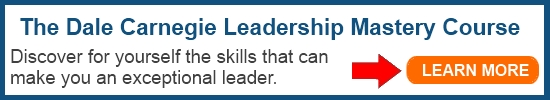 DaleCarnegieLeadershipCourse Improve Your Relationship Management Skills With These 5 Tips