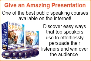 mercer Public Speaking Tips – For an Effective Presentation