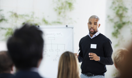 presentation Why You Should Pursue Speaking Courses
